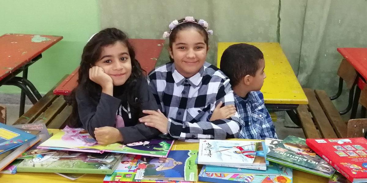 Lire ensemble pour progresser ensemble : Bibliothèque de classe et Concours de Lecture
